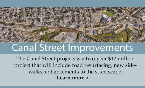 Canal Street Improvements