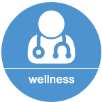 Wellness icon  Wellness – NorthShore TMA