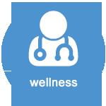 Wellness icon  Wellness – NorthShore TMA